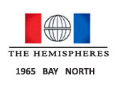 Hemispheres Bay North logo