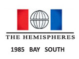 Hemispheres Bay South logo