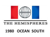 Hemispheres Ocean South logo