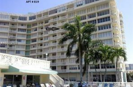 Imperial Towers Condo For Sale 1817 S Ocean Dr Apartment