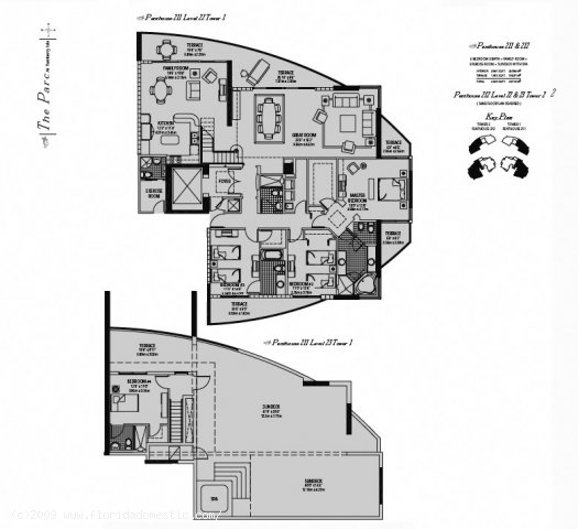 The Parc At Turnberry Isle Floor Plans.5252paseo_floorplans_Page_05 ...