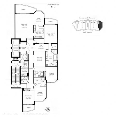 Hamptons South Condominiums In Aventura For Sale And Rent