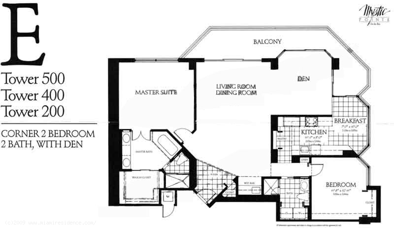 Aventura Isles Floor Plans: Mystic Point Condominiums In Aventura For Sale And Rent