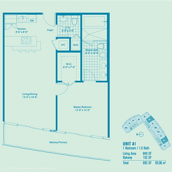 Marina Blue Floor Plans: Marina Blue Condos For Sale And Rent