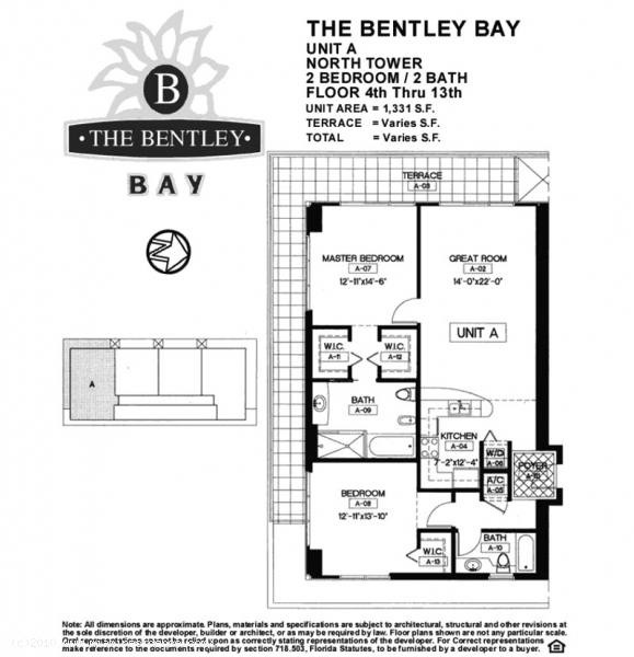 Bentley Bay Condominiums For Sale And Rent In South Beach