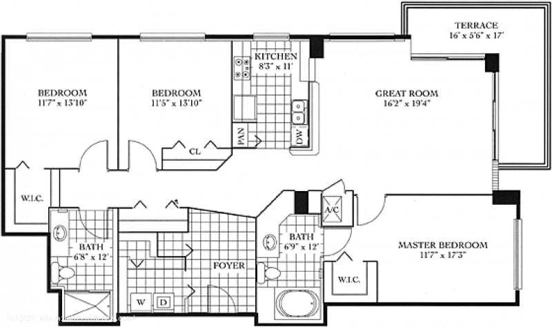 Aventura Isles Floor Plans: Turnberry On The Green Condos For Sale And Rent, Aventura
