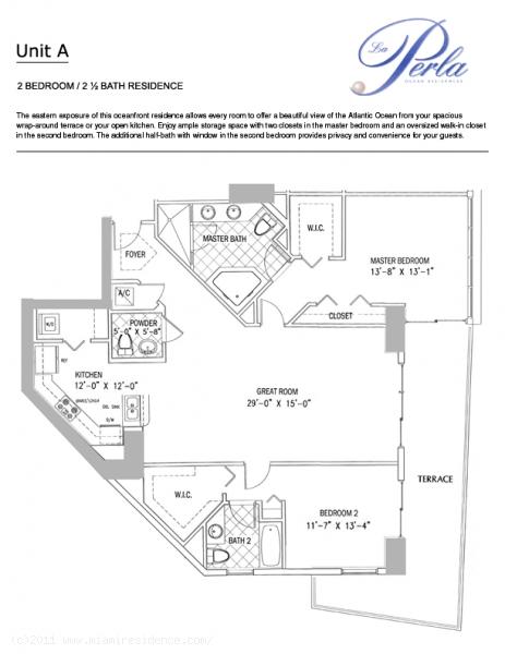 La perla condominios en venta y alquiler en sunny isles - Residence principale de luxe kobi karp ...