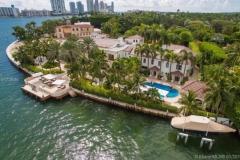Miami Most Expensive Home 46 Star Island Dr, Miami Beach