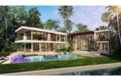 Miami Most Expensive Home 580 Sabal Palm Rd, Miami