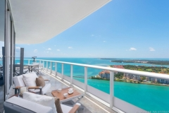 Miami Most Expensive Condo 100 Pointe Dr #3803, Miami Beach