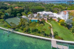 Miami Most Expensive Home 23 Star Island Dr, Miami Beach