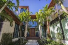 Miami Most Expensive Home 6440 Bay Rd, Miami Beach
