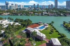 Miami Most Expensive Home 100 La Gorce Cir, Miami Beach