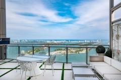 Miami Most Expensive Penthouse 1100 Biscayne Blvd #6401, Miami