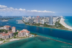 Miami Most Expensive Condo 100 Pointe Dr #3804, Miami Beach