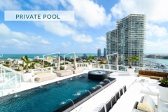 Miami Most Expensive Penthouse 520 West Ave #PH-B, Miami Beach