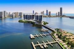 Miami Most Expensive Penthouse 5000 Island Estates Drive #1508, Aventura