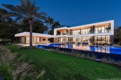 Miami Most Expensive Home 6360 Bay Rd, Miami Beach