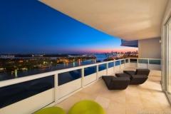 Miami Most Expensive Penthouse 1000 Pointe Dr #P2803, Miami Beach
