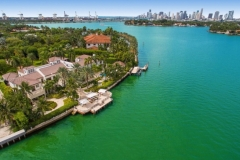 Miami Most Expensive Home 46 Star Island Dr, Miami Beach