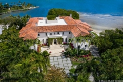 Miami Most Expensive Home 4 Tahiti Beach Island Rd, Coral Gables