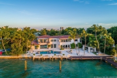 Miami Most Expensive Home 5980 Bay Rd, Miami Beach