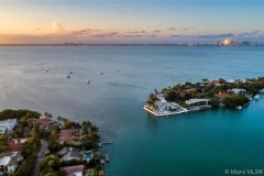 Miami Most Expensive Home 28 Harbor Pt, Key Biscayne