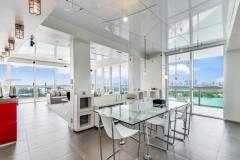 Miami Most Expensive Penthouse 450 Alton Rd #2901, Miami Beach