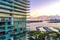 Miami Most Expensive Penthouse 800 Pointe Dr #1402, Miami Beach