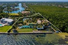 Miami Most Expensive Home 55 Casuarina Concourse, Coral Gables