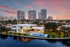 Miami Most Expensive Home 660 Island Dr, Golden Beach