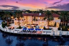Miami Most Expensive Home 130 Coconut Palm Rd, Boca Raton