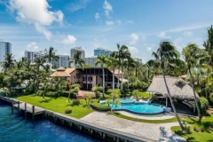Miami Most Expensive Home 276 Bal Bay Dr, Bal Harbour