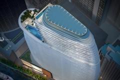 Miami Most Expensive Condo 300 Biscayne Blvd Way #PH6301, Miami